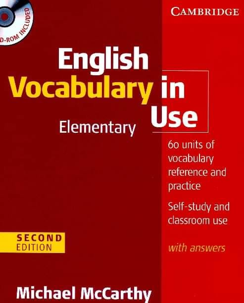 كتاب english vocabulary in use pdf