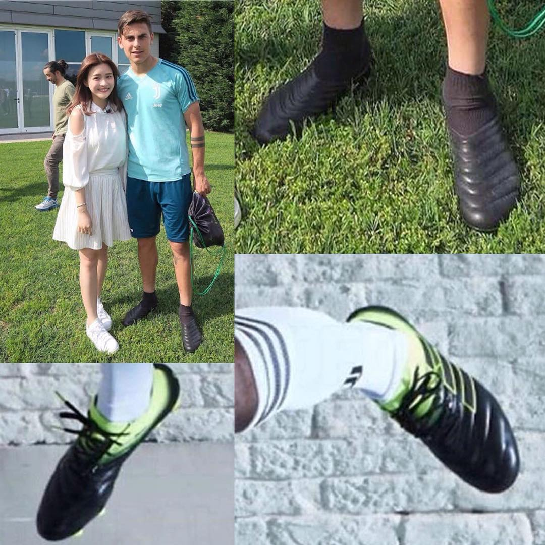cheap for discount 21042 3fb7a Paulo Dybala to Become Face of Laceless Adidas Copa Boot - Toni Kroos Will  Hadline the Laces Version