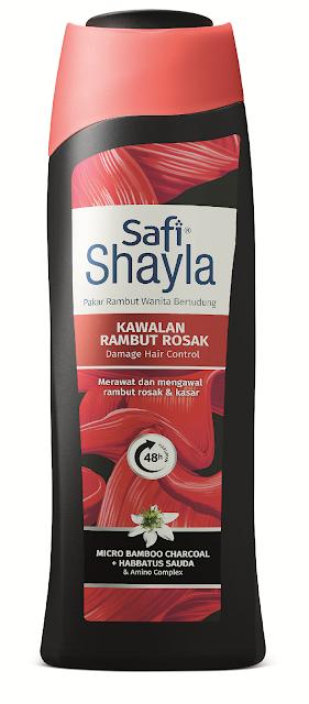 SAFI SHAYLA Syampu Kawalan Rambut Rosak