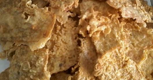 Resep Dan Cara Membuat Makanan Ringan Kripik Tempe Kedelai Gurih
