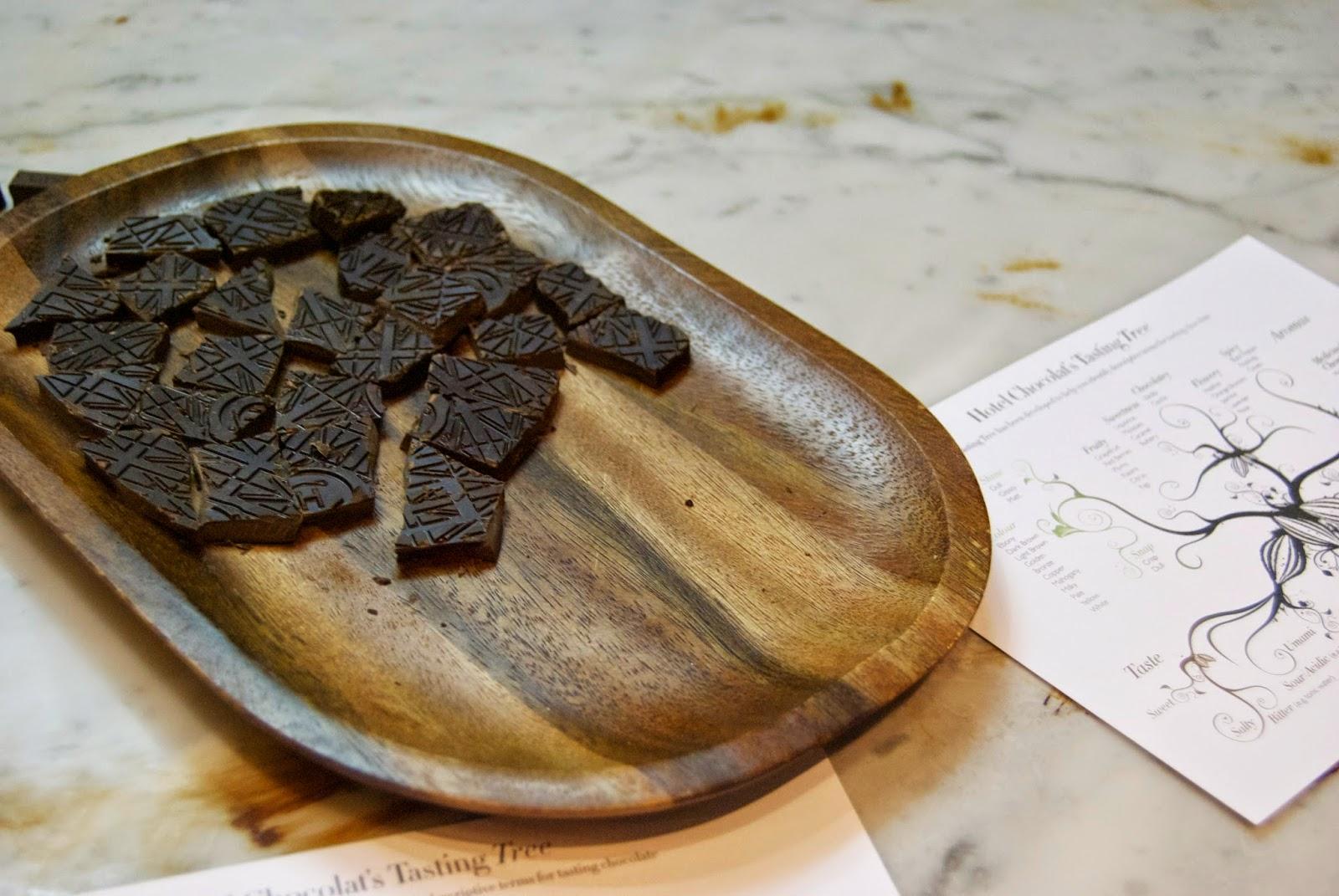 hotel chocolat roast + conch leeds review