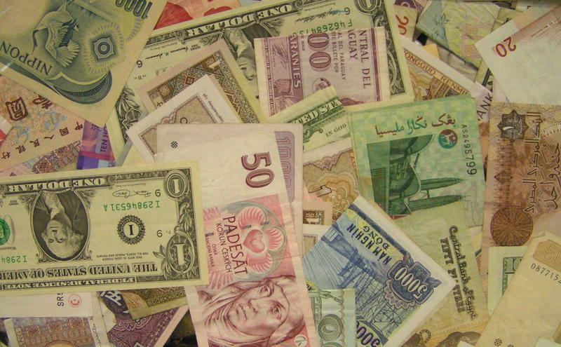 Intercambio de divisas forex