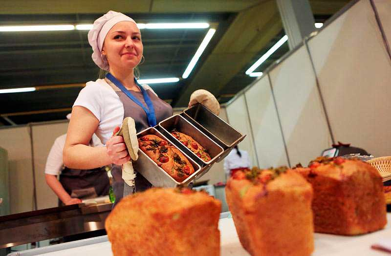 работа в пекарне без опыта москва