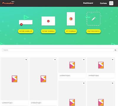 picmaker-opciones