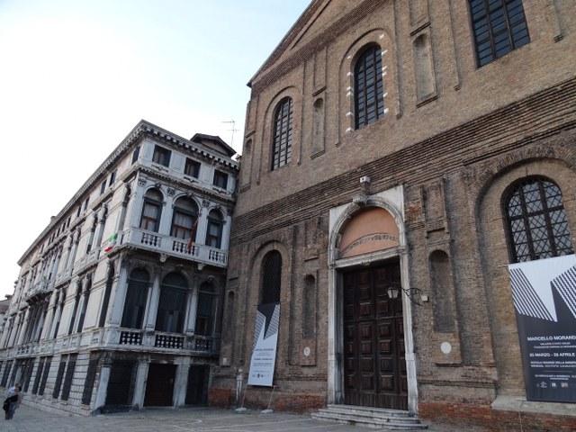Palacio Lezze Venecia Alquimia Italia