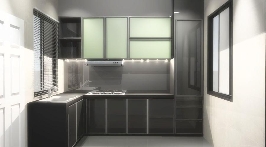 I Trend Concept: Wet Kitchen Design