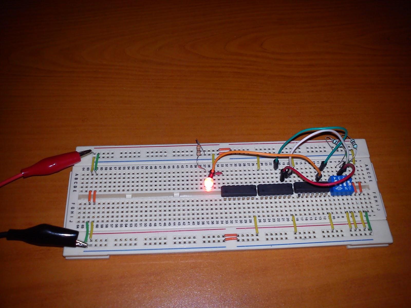 Circuito Nand : Super digitalízame experimentación con compuertas lógicas