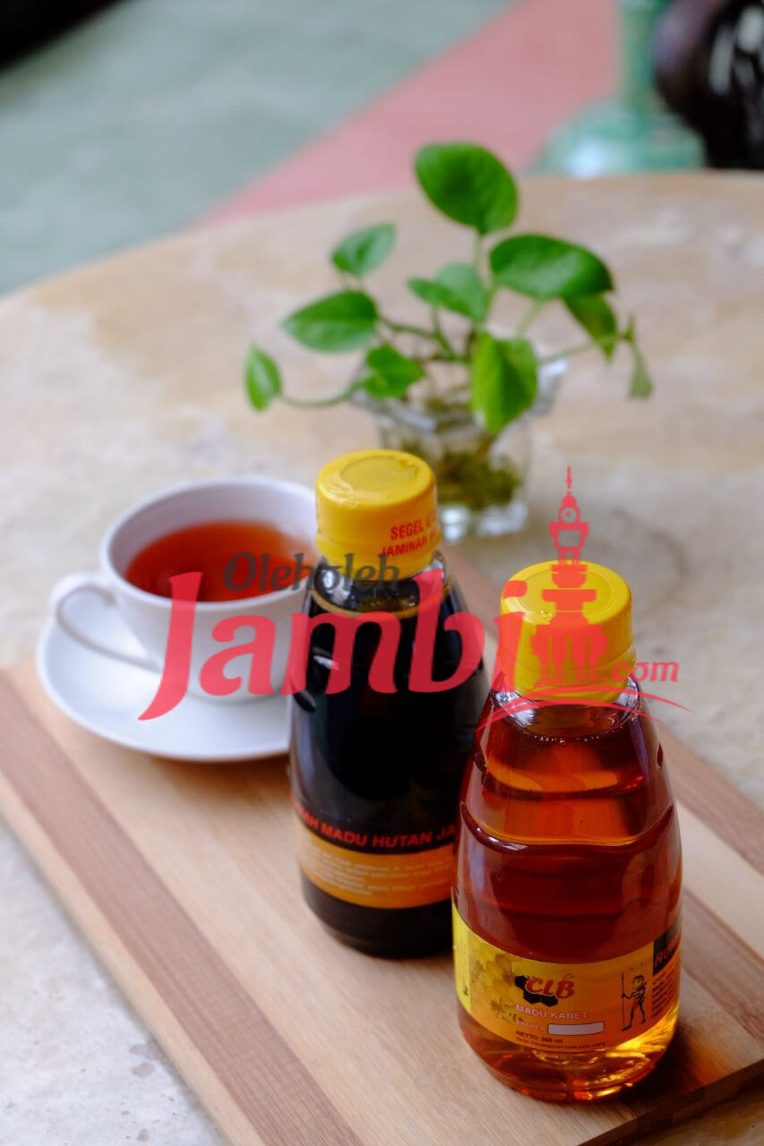 Jual Madu Hutan Jambi