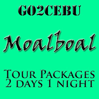 Moalboal in Cebu Tour Itinerary 2 Days 1 Night Package