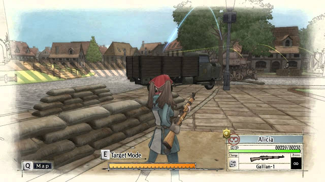 Valkyria Chronicles Screenshot-2
