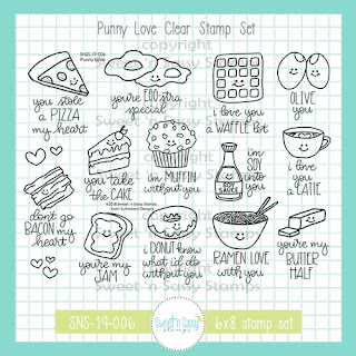 http://www.sweetnsassystamps.com/punny-love-clear-stamp-set/