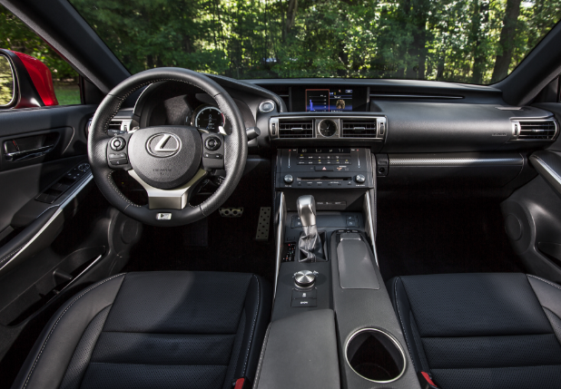 2016 Lexus IS200t F Sport Review