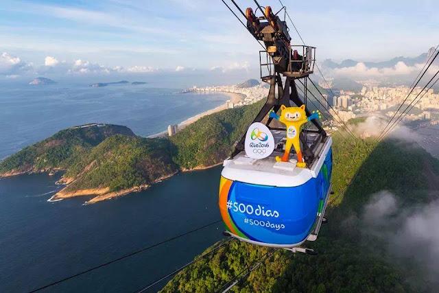 Quadro de Medalhas Olimpíadas 2016 - Jogos Olímpicos do Rio