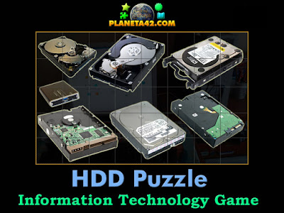 Play HDD Puzzle