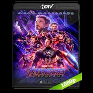 Avengers: Endgame (2019) HDCAM 1080p Audio Dual Latino-Ingles