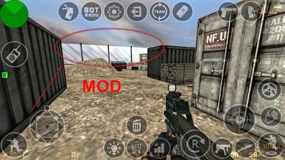 Point Blank Strike Mod Apk