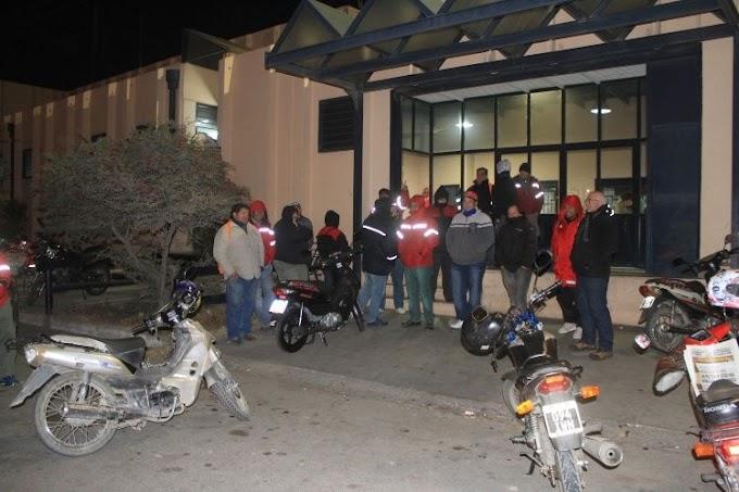 El sindicato de vendedores de diarios impidió la venta de ejemplares de DIARIO DE CUYO
