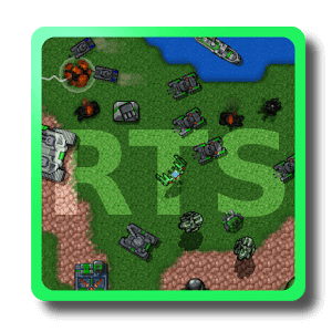 Rusted Warfare - RTS Strategy 1.07 (Original & Mod Money) Apk