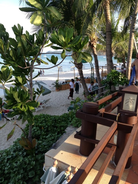 Chaweng Beach Koh Samui (C) Kundenfoto