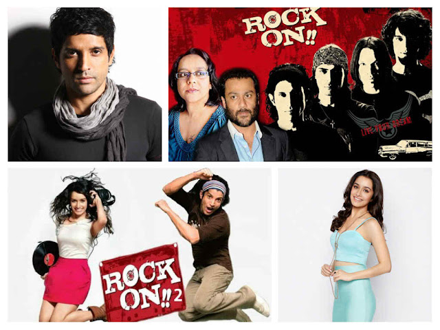 Rock On 2 2016 Full Movie Download HD DVDRip 900MB
