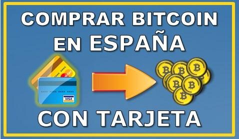 Mejores webs para Comprar Bitcoins con Tarjeta débito y crédito