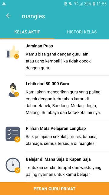 Guru les Privat Semarang