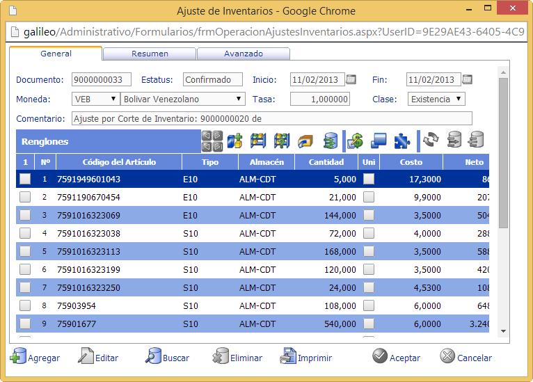 Sistema administrativo web en la nube, cloud computing venezuela