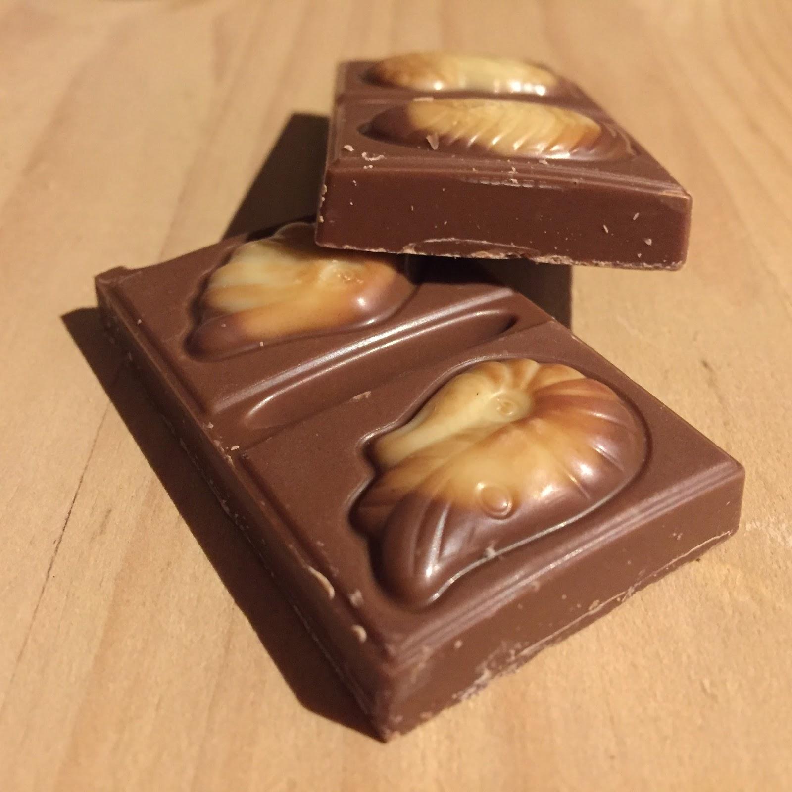 Amy Seeks New Treats: NEW! Guylian Caramel Belgian Chocolate Bar