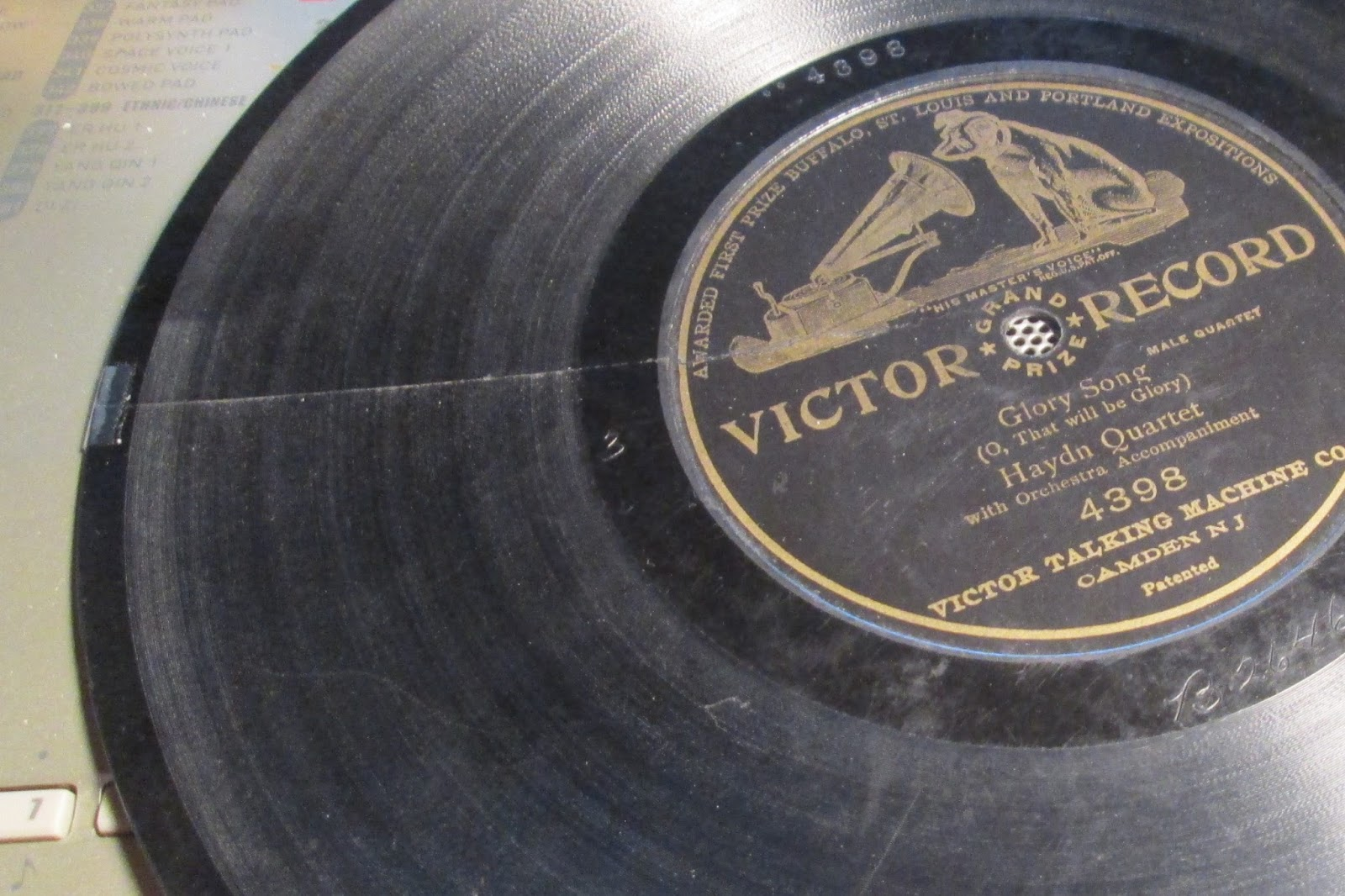 Until The Gramophone Rings