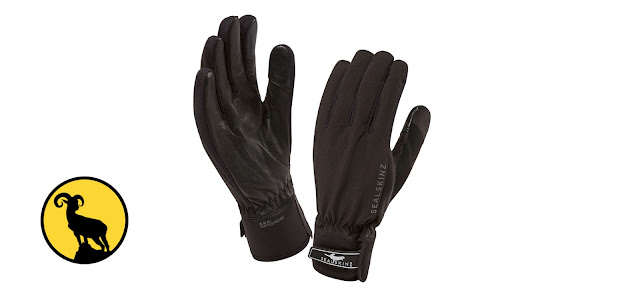 Sealskinz All Weather Waterproof Gloves - Complete Outdoors