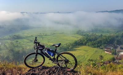 Rute Tempat Wisata ke Gunung Ireng Yogyakarta