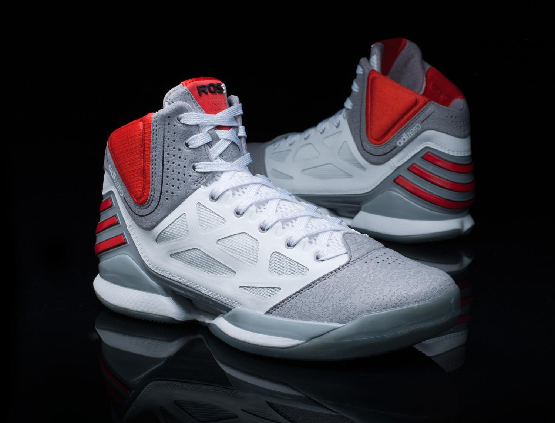 adidas and derrick rose launch adizero rose 25 signature