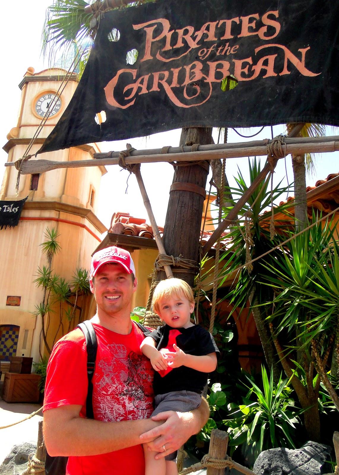 Magic Kingdom: Adventureland