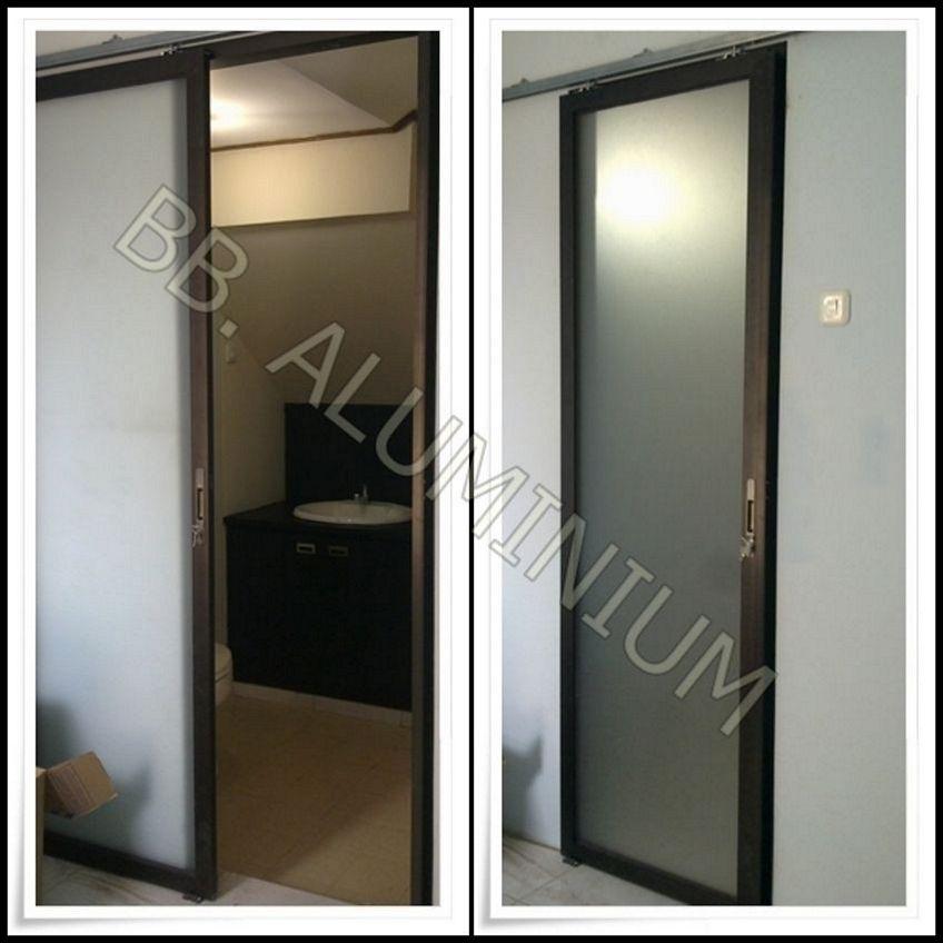 pintu cermin aluminium 4
