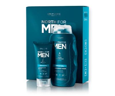 Coffret North for Men Original