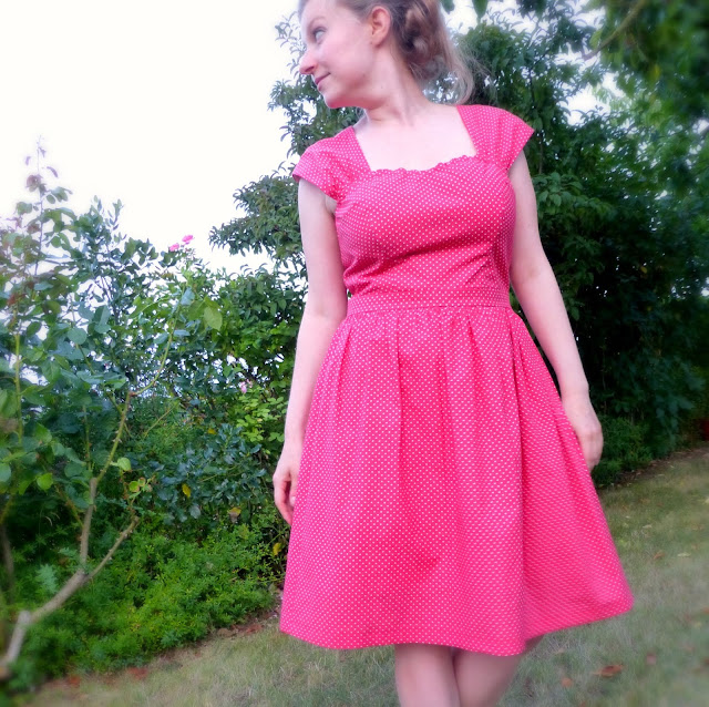 [Cousette] une Cambie Dress de pin-up