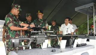 Dengan Gunakan Senjata Dari Pindad, TNI Angkatan Darat Berhasil Raih Juara Umum Kompetisi AARM Ke-26 - Commando