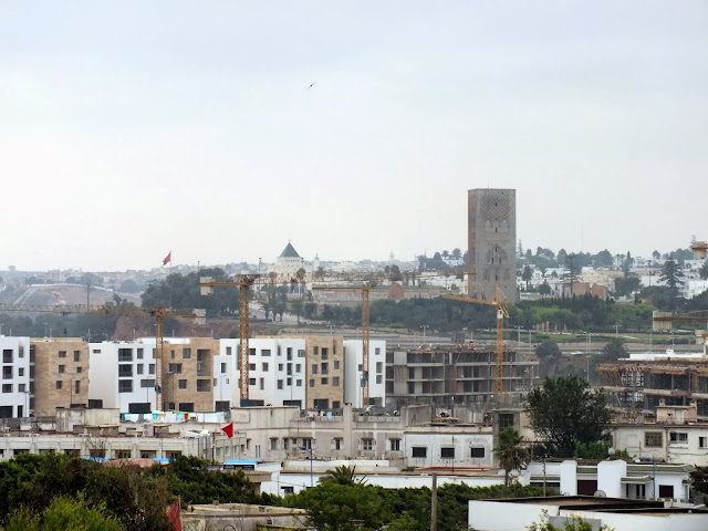 Torre Hasam desde Salé