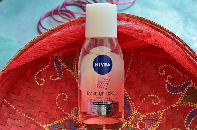 Nivea Make-up Expert Средство для снятия макияжа с глаз