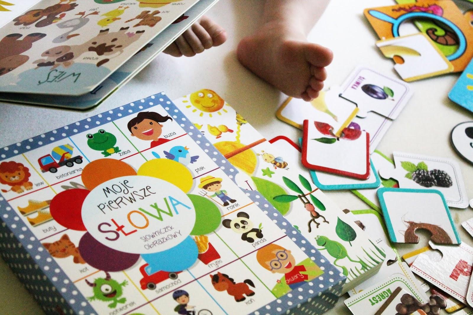 Pomoce logopedyczne dla dzieci i rodziców