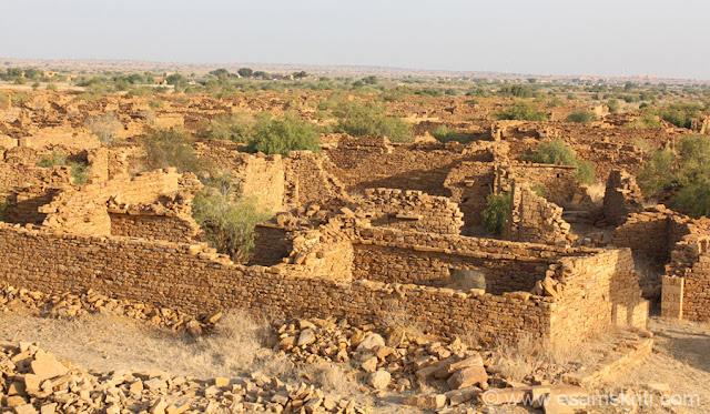 kuldhara village rajastahn रहस्यमयी