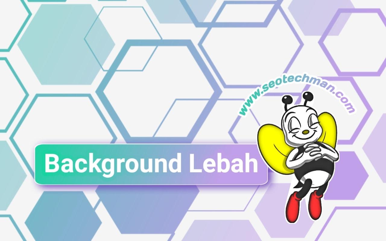 Membuat Background Unik Sarang Lebah Di Web/Blog