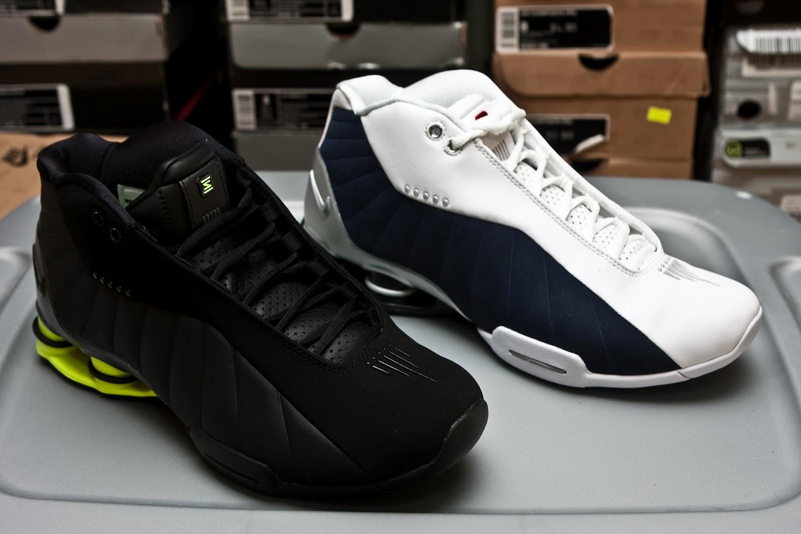 watch e3d95 27f3d Nike Shox Bb4 Volt