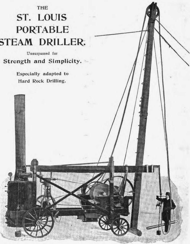 River Road Ramblings: The Well Driller's Manual