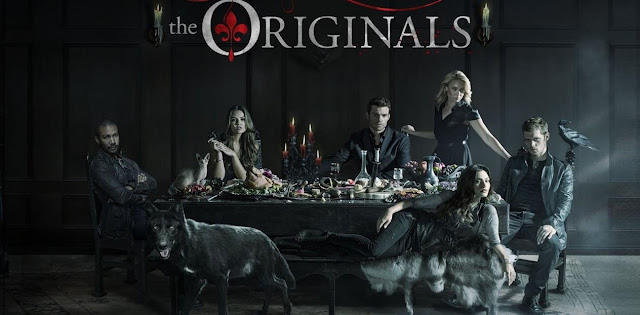 Seriale podobne do The Originals