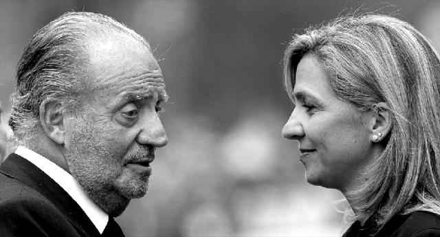 La justicia absuelve a la infanta Cristina de Borbón por el caso Nóos
