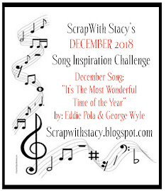 DEC 2018 Scrappy Friends Bonus Challenge