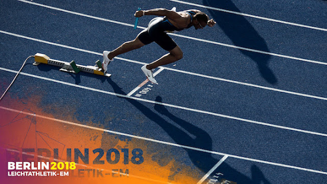 ATLETISMO - Campeonato de Europa femenino 2018 (Berlín, Alemania)