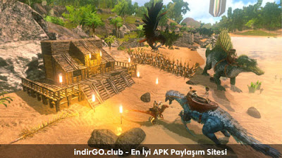 ARK Survival Evolved android