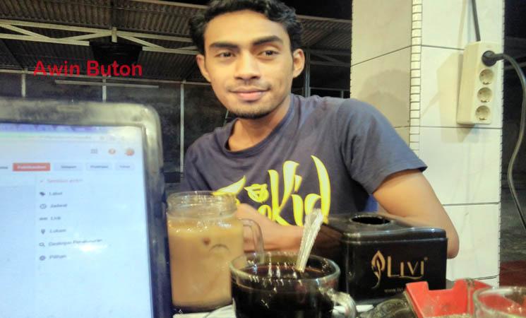 workshop caffe Manado